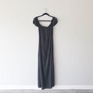 ▪️Auguste▪️Stevie Maxi Dress Penelope Polka Dot